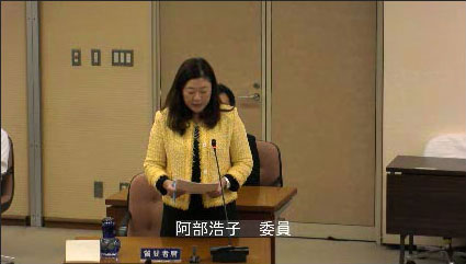 平成29年9月定例会 決算特別委員会 総括質問